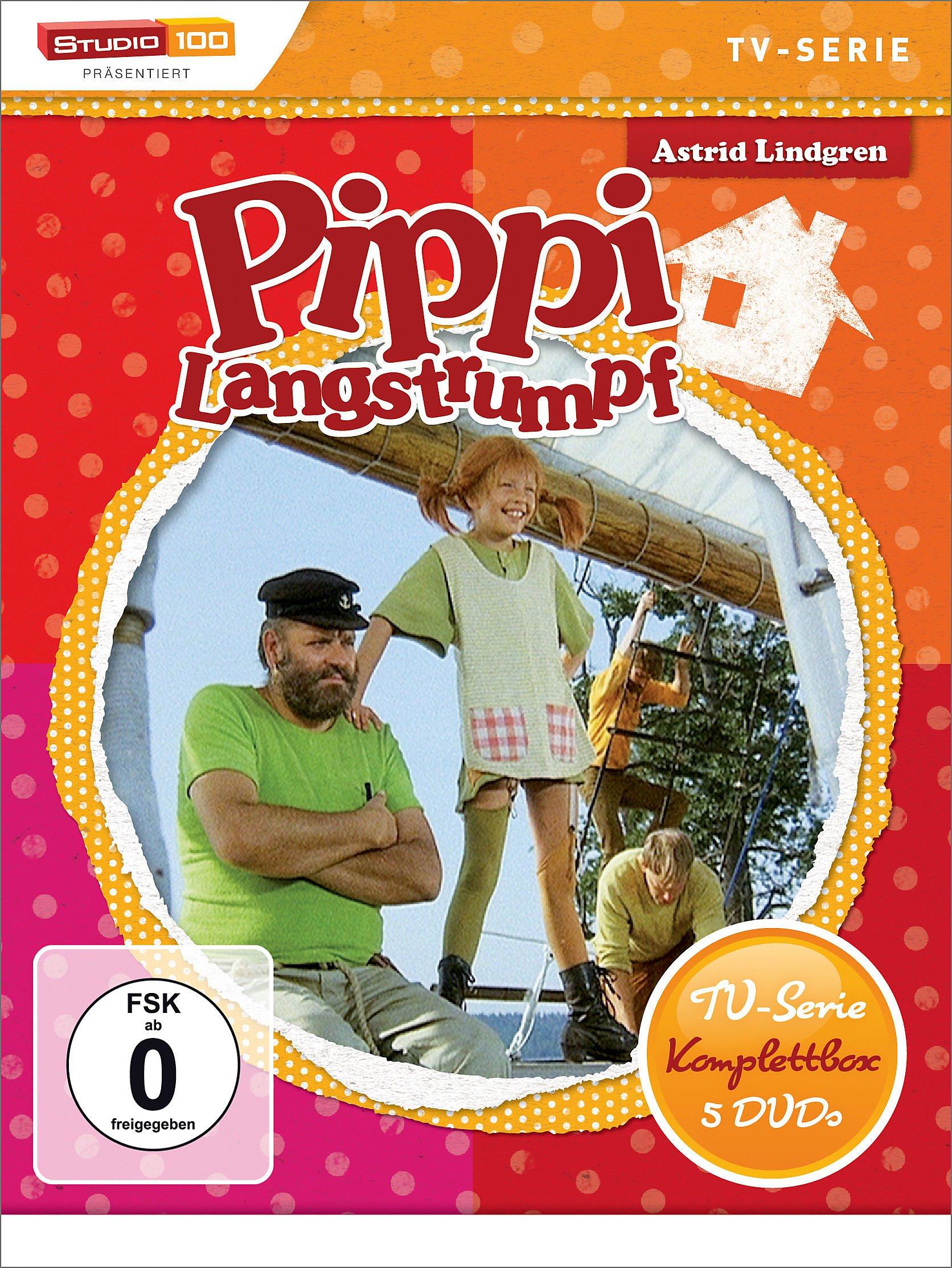 Serien Stream Pippi Langstrumpf