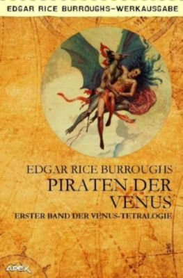 PIRATEN DER VENUS - Edgar Rice Burroughs |