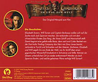 Pirates of the Caribbean, Am Ende der Welt, 1 Audio-CD - Produktdetailbild 1