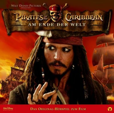 Pirates of the Caribbean, Am Ende der Welt, 1 Audio-CD, Walt Disney