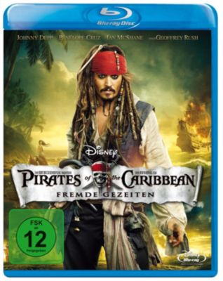 Pirates of the Caribbean - Fremde Gezeiten, Ted Elliott, Terry Rossio, Stuart Beattie, Jay Wolpert, Tim Powers