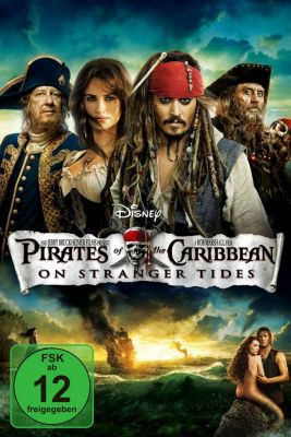 Pirates of the Caribbean - Fremde Gezeiten, Tim Powers