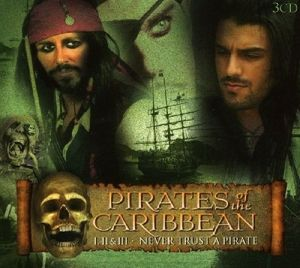 Pirates Of The Caribbean I-Iii, Fluch Der Karibik