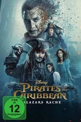 Pirates of the Caribbean: Salazars Rache, Ted Elliott, Terry Rossio, Stuart Beattie, Jay Wolpert, Jeff Nathanson