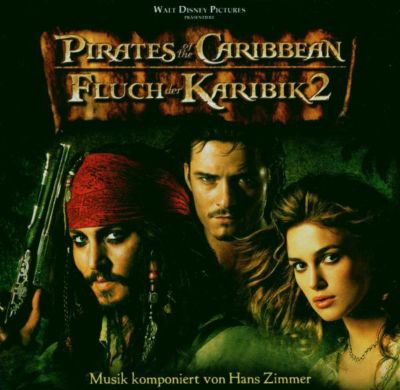 Pirates of The Carribean 2, Hans Zimmer