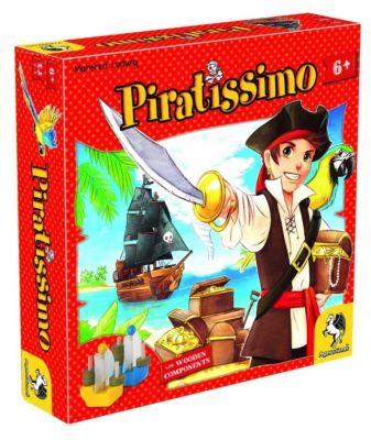 Piratissimo (Kinderspiel), Manfred Ludwig