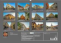 Pirna Impressionen (Wandkalender 2019 DIN A2 quer) - Produktdetailbild 13