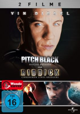 Pitch Black / Riddick - Chroniken eines Kriegers, Rhada Mitchell,Judi Dench Vin Diesel