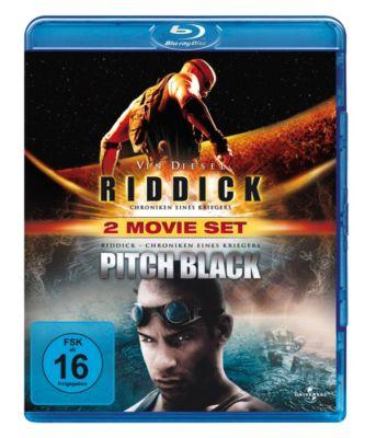 Pitch Black / Riddick - Chroniken eines Kriegers, Jim Wheat, Ken Wheat, David Twohy