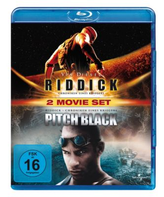 Pitch Black / Riddick - Chroniken eines Kriegers, Jim Wheat, Ken Wheat, David Twohy