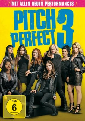 Pitch Perfect 3, Hailee Steinfeld,Ruby Rose Anna Kendrick