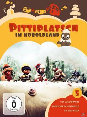 Pittiplatsch im Koboldland - Vol. 5 - 2 Disc DVD, Pittiplatsch