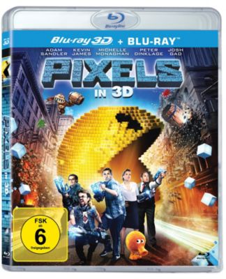 Pixels - 3D-Version