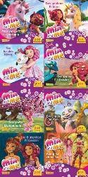 Pixi Bücher: Serie.232 Mia and me, 8 Hefte