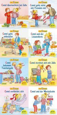 Pixi Bücher: Serie.260 Pixi-Buch 2359-2366 (Meine Freundin Conni ), 8 Hefte