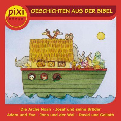 pixi HÖREN: pixi HÖREN - Geschichten aus der Bibel