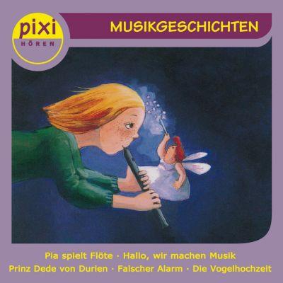 pixi HÖREN: pixi HÖREN - Musikgeschichten