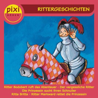 pixi HÖREN: pixi HÖREN - Rittergeschichten