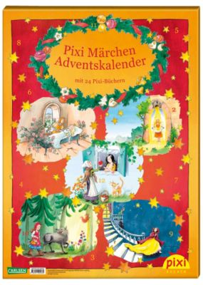 Pixi m rchen adventskalender buch bei bestellen - Pixum adventskalender ...