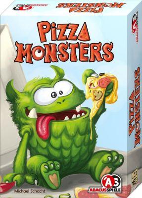 Pizza Monsters (Kinderspiel), Michael Schacht