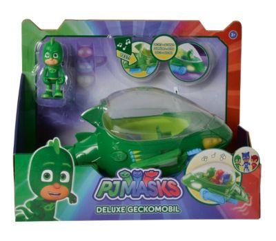 PJ Masks Deluxe Geckomobil