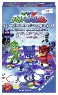 PJ Masks: Pyjamahelden auf Gangsterjagd