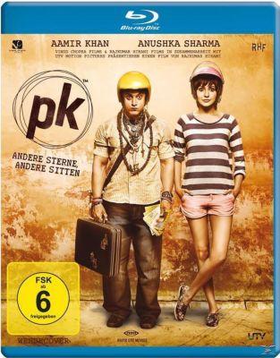 Pk-Andere Sterne,Andere Sitten, Rajkumar Hirani, Abhijat Joshi