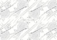 Placemat Pad Japanese Patterns - Produktdetailbild 8