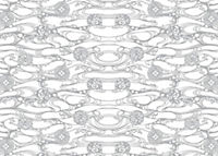Placemat Pad Japanese Patterns - Produktdetailbild 7