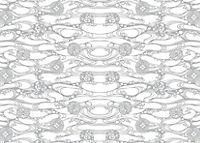 Placemat Pad Japanese Patterns - Produktdetailbild 13