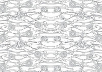 Placemat Pad Japanese Patterns - Produktdetailbild 13