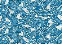 Placemat Pad Japanese Patterns - Produktdetailbild 17