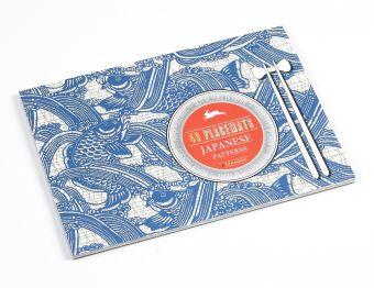 Placemat Pad Japanese Patterns, Pepin van Roojen
