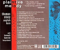 Plaintive Melody - Produktdetailbild 1