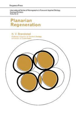 Planarian Regeneration, H. V. Brøndsted