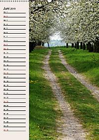Plane deinen Weg (Wandkalender 2019 DIN A2 hoch) - Produktdetailbild 6