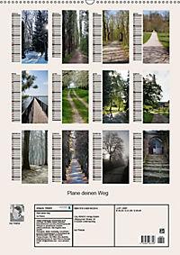 Plane deinen Weg (Wandkalender 2019 DIN A2 hoch) - Produktdetailbild 13
