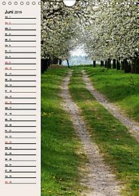 Plane deinen Weg (Wandkalender 2019 DIN A4 hoch) - Produktdetailbild 6