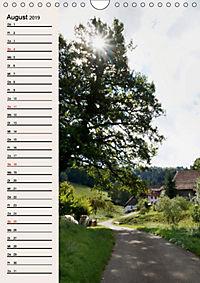 Plane deinen Weg (Wandkalender 2019 DIN A4 hoch) - Produktdetailbild 8