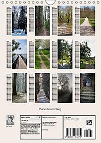 Plane deinen Weg (Wandkalender 2019 DIN A4 hoch) - Produktdetailbild 13