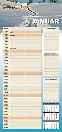 Planer für zwei 2018 - Kalender - Produktdetailbild 1