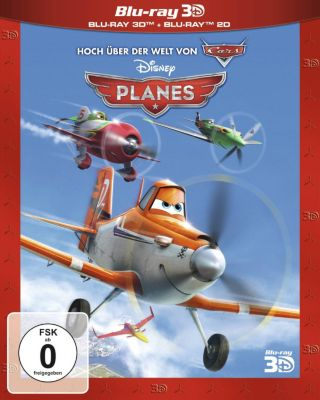 Planes - 3D-Version