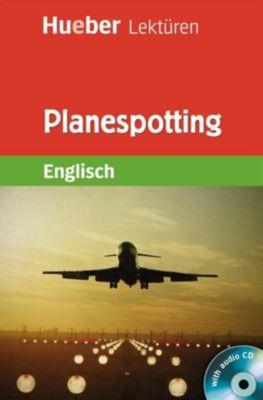 Planespotting, m. Audio-CD, James Bean