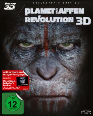 Planet der Affen: Revolution - 3D-Version, Rick Jaffa, Amanda Silver, Mark Bomback