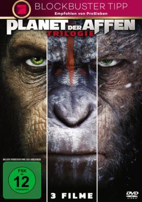Planet der Affen Trilogie
