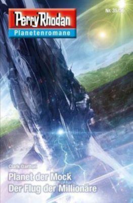 Planet der Mock / Der Flug der Millionäre - Clark Darlton pdf epub