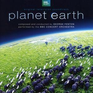 Planet Earth, OST-Original Soundtrack Tv