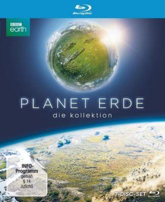 Planet Erde - die Kollektion Limited Edition