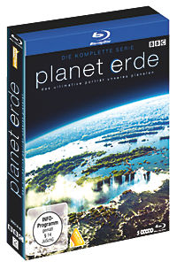 Planet Erde - Die komplette Serie - Produktdetailbild 1