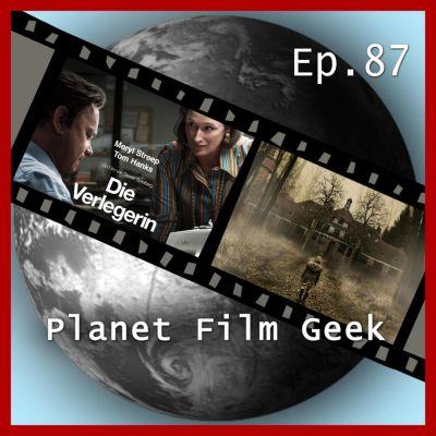 Planet Film Geek, PFG Episode: Planet Film Geek, PFG Episode 87: Die Verlegerin, Heilstätten, Johannes Schmidt, Colin Langley
